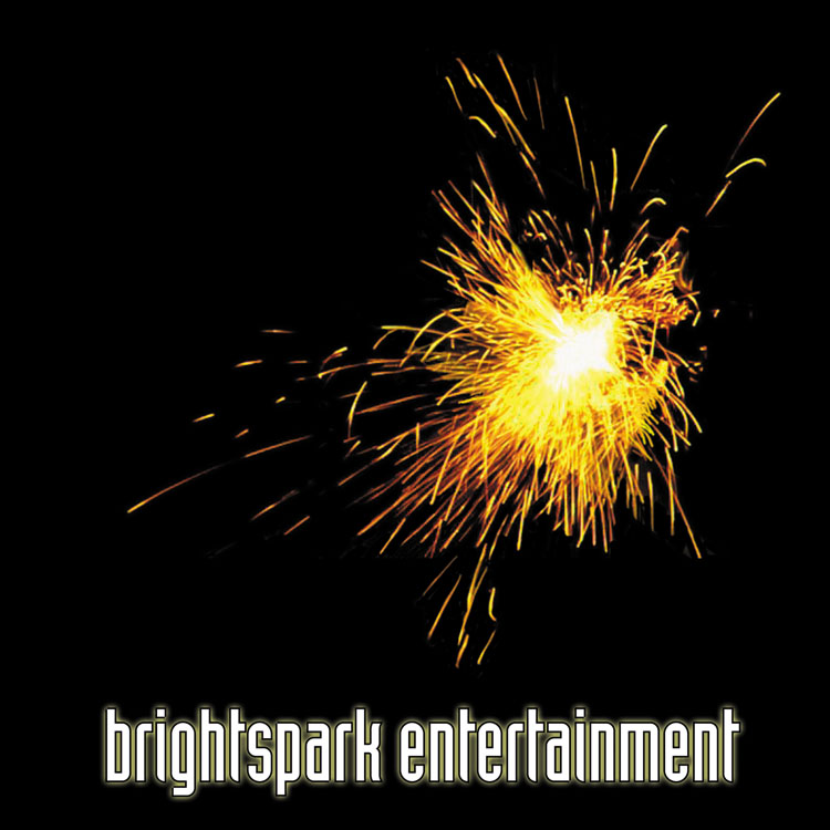 Logo for Brightspark Entertainment